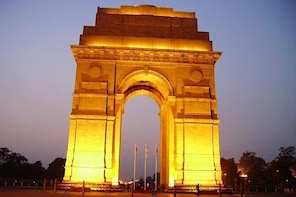 2- Days Golden Triangle Tour to Agra Jaipur from Delhi
