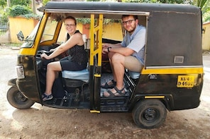 Private Tuk Tuk Tours in kochi - An authentic Hassle free Tour with hotel p...