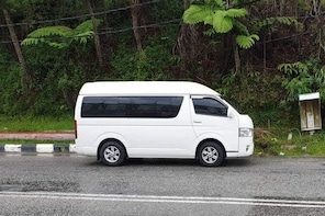 Private Transfer: Kuching International Airport to Hotel