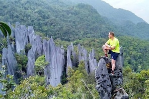 Mulu National Park - 4 Days Caves Excursion & Pinnacles Hiking