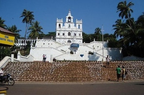Private Full-Day All-Inclusive Tour of Goa with Lunch at a Spice Plantation