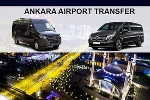 Ankara Esenboga Airport transfers to Ankara City Center (Cankaya,Kizilay) H...