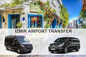 Alacati Hotels to Izmir Airport ADB Transfers