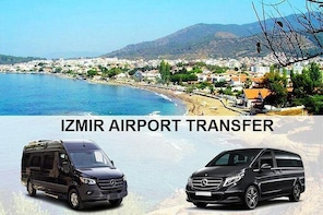 Ozdere Hotels to Izmir Airport ADB Transfers