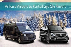 Ankara Airport to Kartalkaya Ski Resort Hotels
