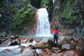 Casaroro Falls and Forest Camp Tour Package