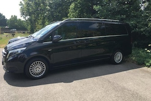 Private Transfer from Dinan to Paris - Up to 7 People