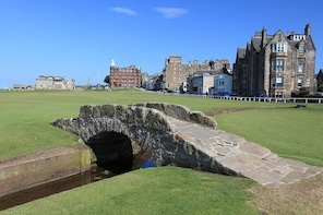 Kingdom of Fife & St Andrews Full-Day Guided Private Tour in a Premium Mini...