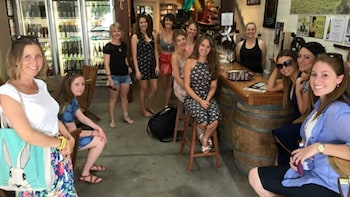 Barossa Valley Food & Wine FREE Wine Tastings