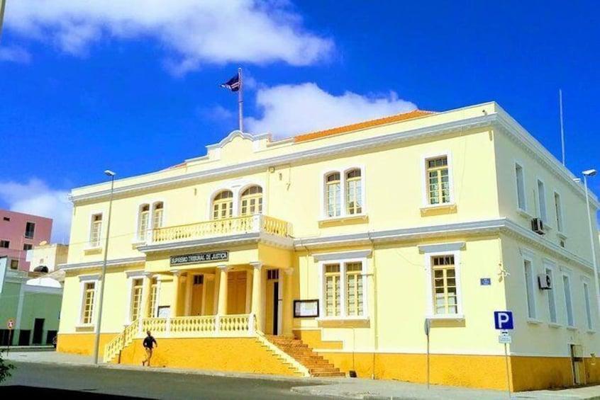 Show item 2 of 10. Praia City Tour (The Capital of Cape Verde)