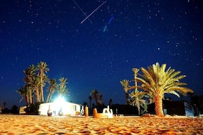 Camel ride in M'Hamid and night in Erg Chigaga depart from Marrakech.