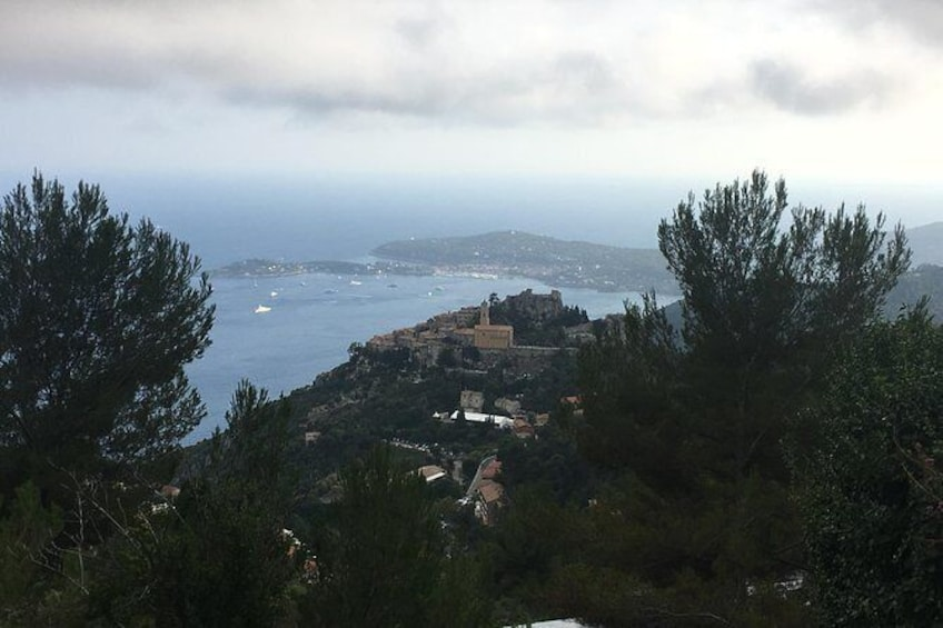 Show item 3 of 9. Private Shore Excursion from Villefranche - Nice: Half day Eastern French Riviera ( 6 hours)