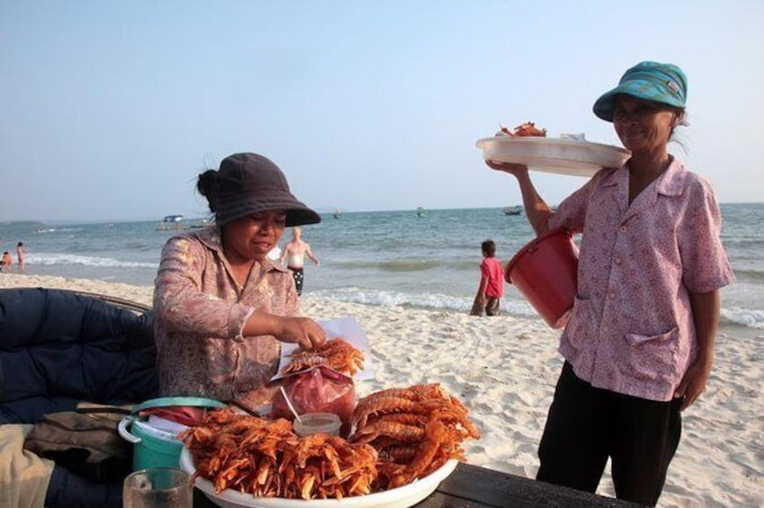 Show item 4 of 12. Best of Sihanoukville City Tour from Cruise Port or Hotel