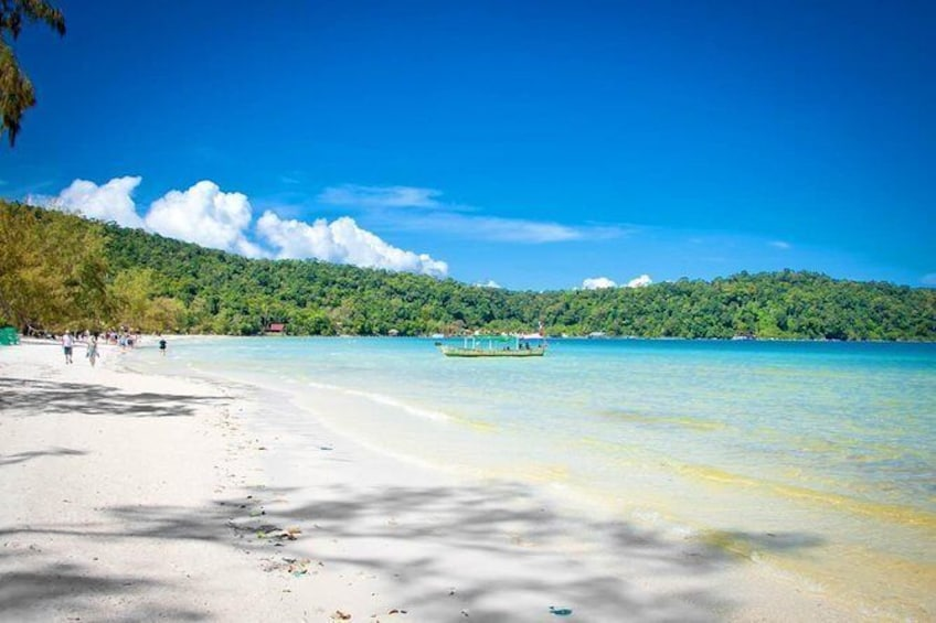 Show item 5 of 12. Best of Sihanoukville City Tour from Cruise Port or Hotel