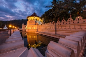 One full day tour to Kandy from Colombo. Sri Lanka!