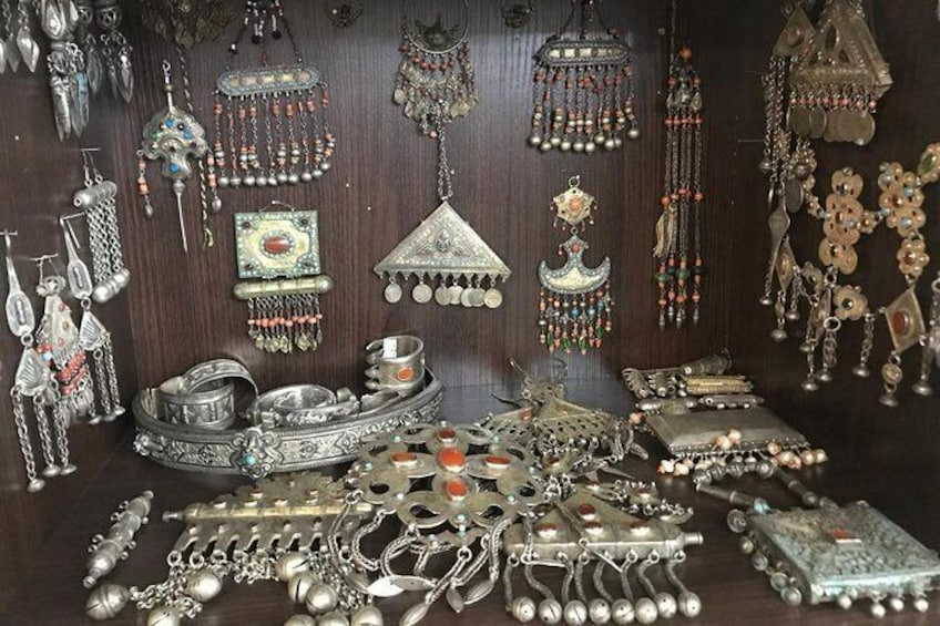 Show item 9 of 9. Nur-sultan Gourmet Tour To A Kazakh Family Of Traditional Jewelers