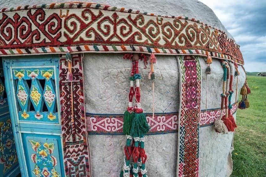 Show item 2 of 2. The Silk Road tour of Kazakhstan