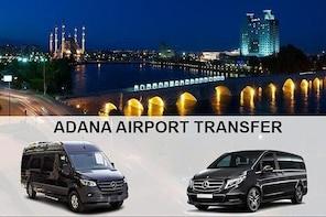 Adana City Hotels to Adana Airport Transfers