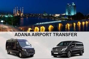 Yumurtalik Hotels to Adana Airport Transfers