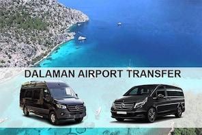 Hisaronu (Fethiye) Hotels to Dalaman Airport DLM Transfers