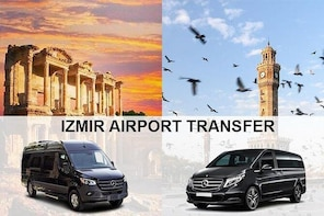 Didim (Altinkum) Hotels to Izmir Airport ADB Transfers