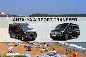 Antalya Airport AYT Transfers to Incekum Hotels
