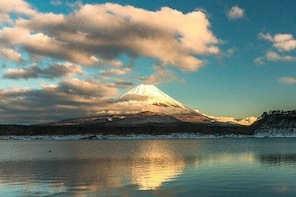 Mt Fuji Area Private Guided Tours in English-Nature up close,quiet,and pers...