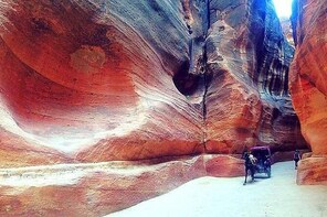7 days trip around Jordan