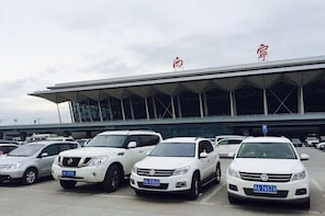 Private Arrival Transfer from Xining Caojiabao International Airport to Hot...