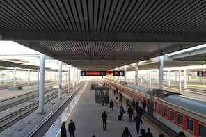 Private Arrival Transfer from Tianjin Railway Station to City Hotels