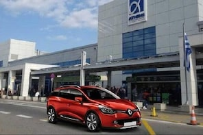 Athens International Airport Private Transfer