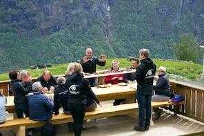 Wine Tour at Hellesylt