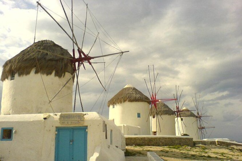 Show item 2 of 10. Complete Walking Tour Of Mykonos Town