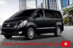 Monastir Private Arrival and departure Airport Transfer to Hammamet