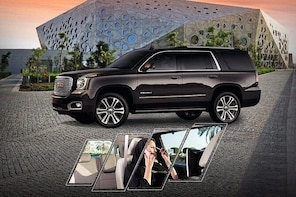 Kuwait business SUV arrival & departure airport transfer to Kuwait City