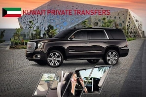 Kuwait Business SUV Arrival and departure Airport Transfer to Kuwait City