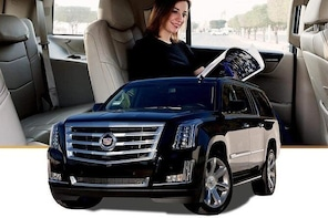 Kuwait luxury SUV arrival & departure airport transfer to Kuwait City