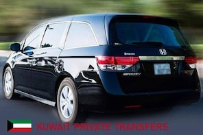 Kuwait Private SUV Arrival and departure Airport Transfer to Kuwait City