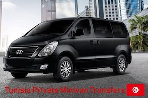Djerba Zarzis Private Minivan Arrival and departure Airport Transfer to Dje...