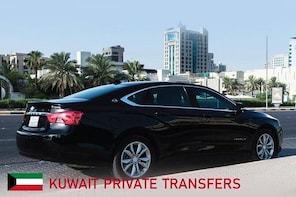 Kuwait Private Arrival and departure Airport Transfer to Kuwait City