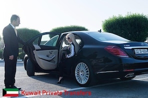 Kuwait Luxury Arrival and departure Airport Transfer to Kuwait City