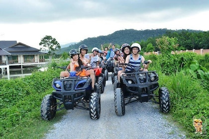 Langkawi ATV Ride