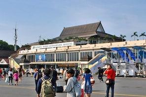 Bandung Husein Sastranegara International Airport to Hotel (Arrival Transfe...
