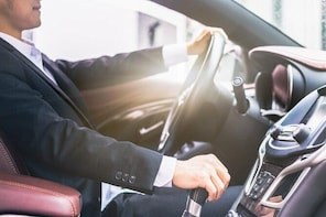 Private Transfer to Bucharest from Mihail Kogalniceanu (Constanta)