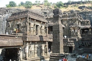 Ajanta & Ellora Caves and Sightseeing 2 days Tour