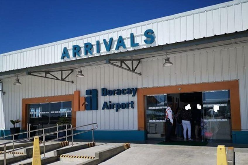 Show item 1 of 20. Caticlan Airport to Boracay Island All-Inclusive Transfer
