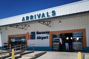 Caticlan Airport to Boracay Island All-Inclusive Transfer