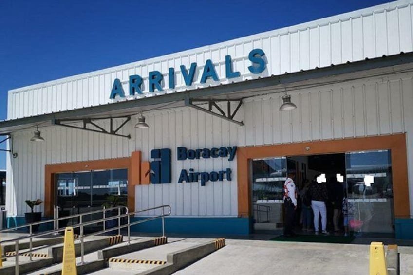 Show item 1 of 30. Round-Trip Caticlan Airport All-Inclusive transfer to Boracay Island