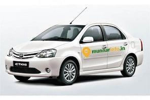 Munnar to Cochin airport
