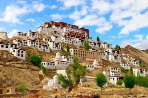 Leh Ladakh Tour 5 Days